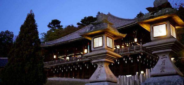 唐招提寺:中日文化交流中的星光