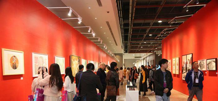 第八届大学生艺术博览会(广州)开幕