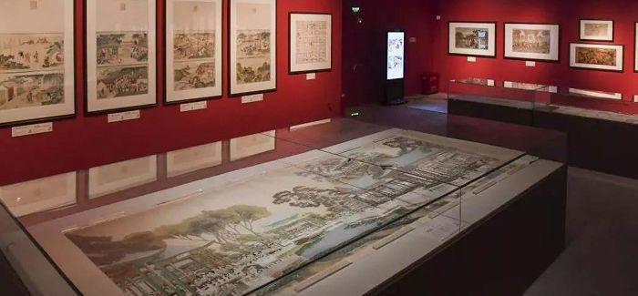 《红楼梦》文化展中国国家博物馆开幕