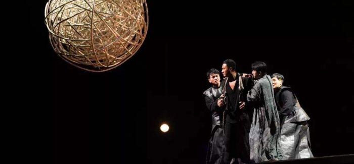 话剧《哈姆雷特》将开启巡演 首站登陆保利