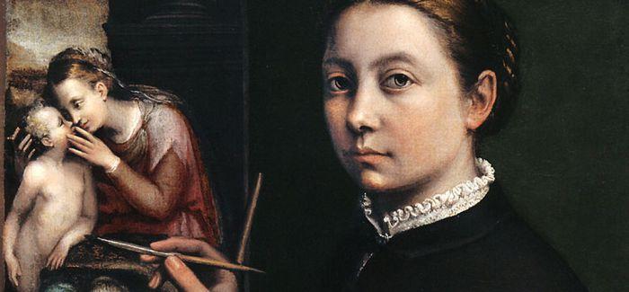 被遮蔽的文艺复兴女性艺术家