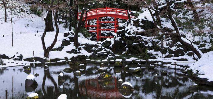 小石川后乐园:东京的深山幽谷