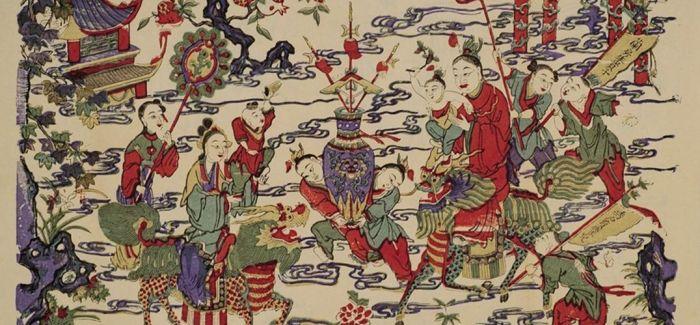 迎鼠年 87组年画亮相上海市历史博物馆