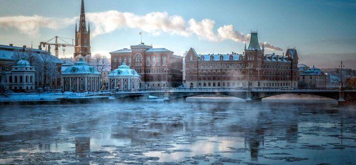斯德哥尔摩:一切恰如其分