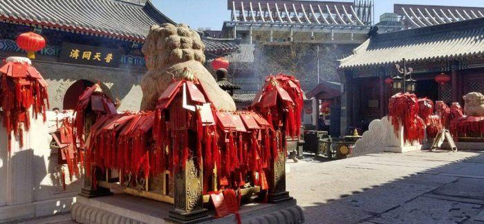 北京不是沿海地区 为何会有天后宫?