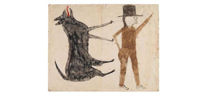 域外艺术:比尔‧特雷勒画作背后的故事