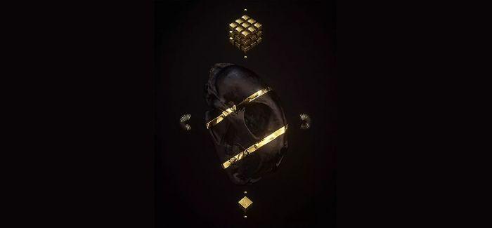 3D的 哥特的 黑暗的