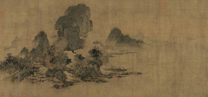 北宋《烟江叠嶂图卷》等亮相上海博物馆