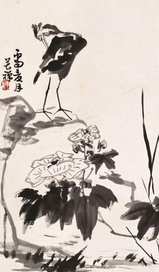 """""""灼灼其华—北京画院藏适意花鸟画精品展""""开幕"""