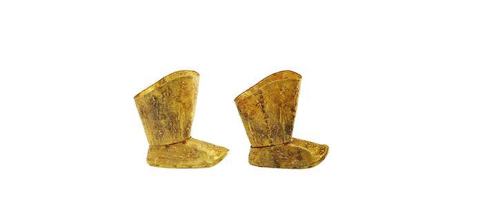 600余件金银器亮相河北博物馆