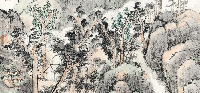 龚贤与后学:一场跨越三个世纪的对话