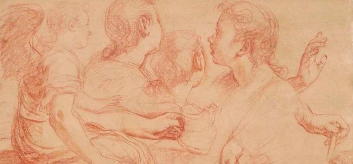 古典素描与绘画:跨越500年的创造力