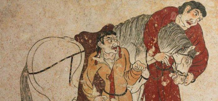 周秦汉唐文化与艺术汇报展在陕西历史博物馆开幕