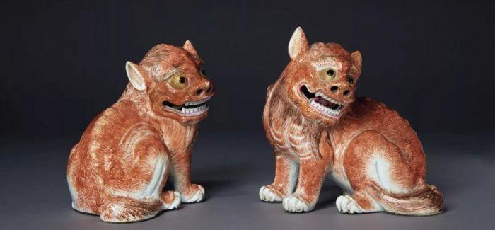 远渡重洋的中国外销瓷