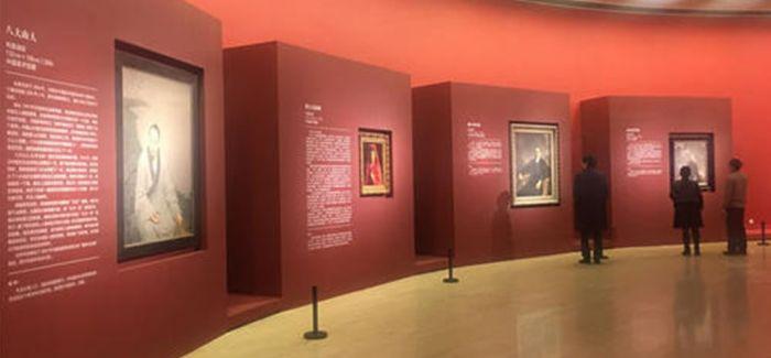 """中国美术馆用850余件作品""""向捐赠者致敬"""""""