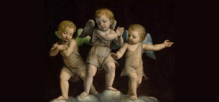 鲁本斯与帖波洛领衔纽约西洋古典油画晚拍