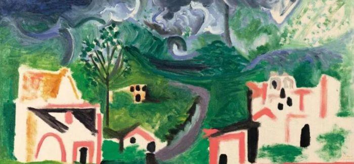 毕加索夏加尔作品上拍印象派及现代艺术晚拍