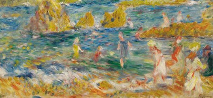 毕沙罗两面油画上拍印象派及现代艺术拍场
