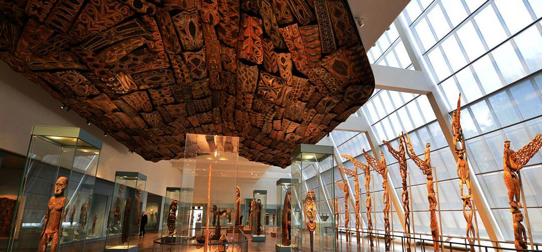 纽约博物馆中窥探艺术与商业的平衡