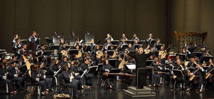 香港中乐团亮相比利时 同欧洲观众共庆新春