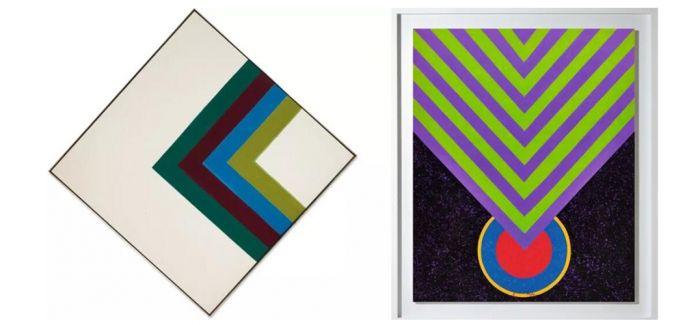 抽象表现主义 艺术的创新与糅合