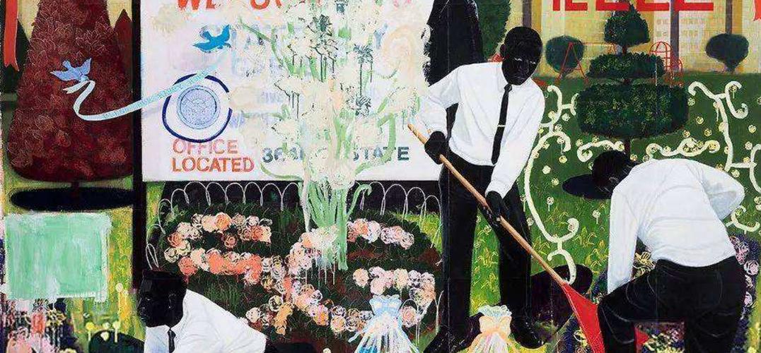 非洲艺术家 当代艺术市场里的新活力