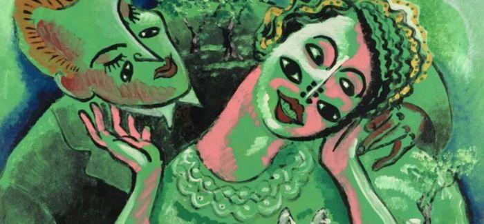 梵高 毕沙罗作品上线伦敦印象派晚拍