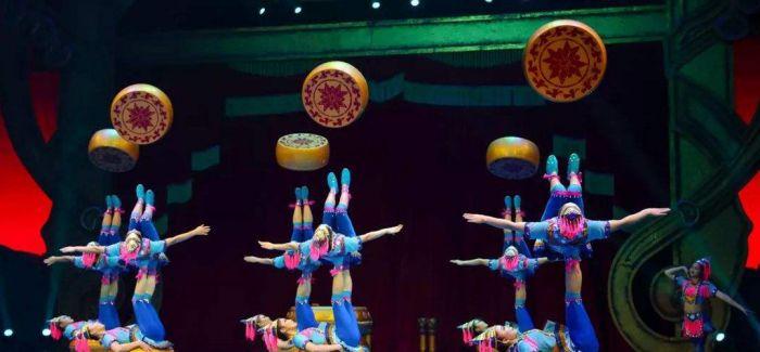广州杂技艺术剧院节目获法兰西共和国总统奖