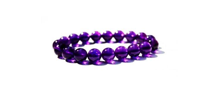 紫水晶的贵气与仙气