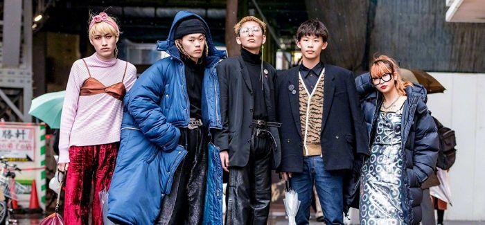 由一本街拍杂志 看日本原宿街头文化