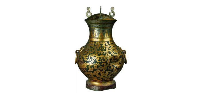 在绘画与器物中品读中国酒文化