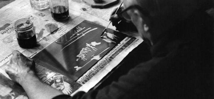 镜头中的毕加索
