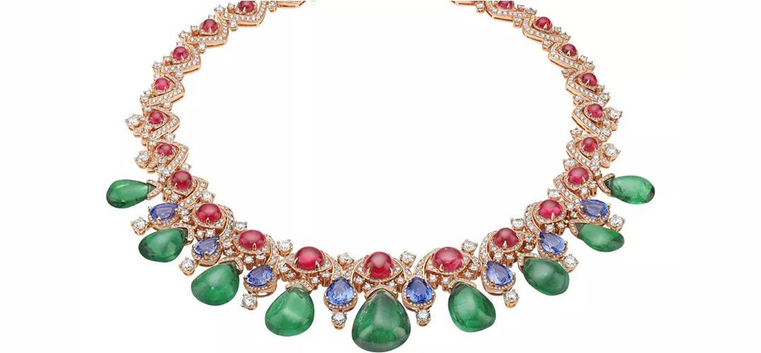 当艺术的创新融入高级珠宝的主流设计