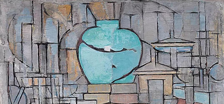 从抽象艺术作品中 看艺术家的情绪