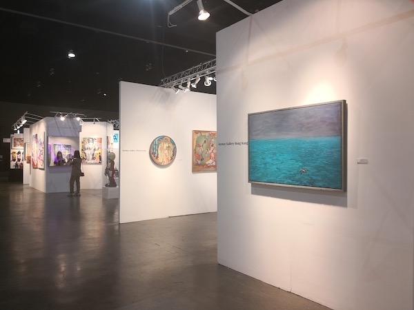第25屆洛杉磯藝博會:呈現多元文化,水墨成為亮點