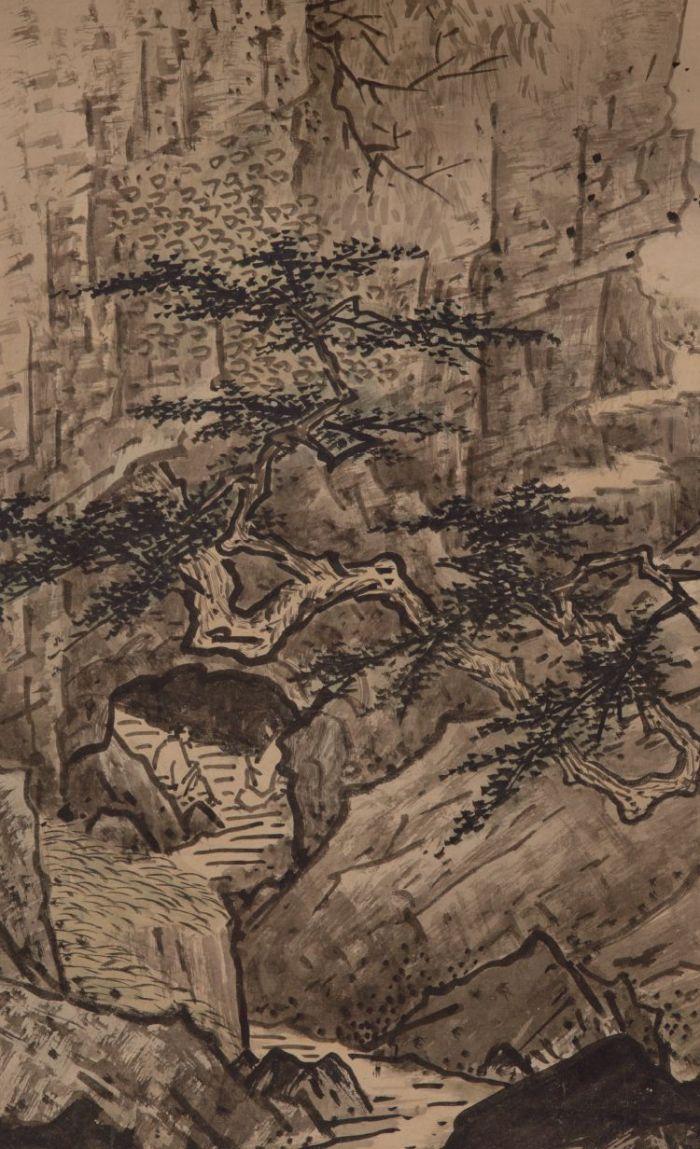 雪舟與中國山水之緣
