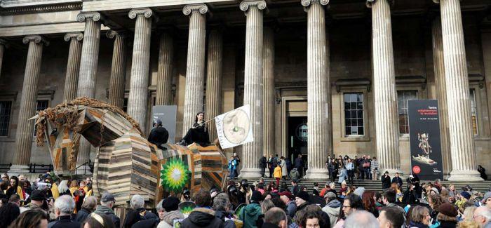 大英博物馆特洛伊主题展览引公众抗议