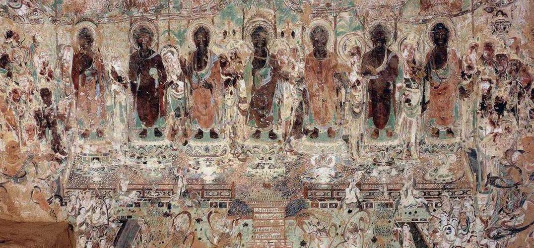 敦煌壁画中的药师信仰