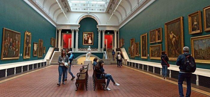 品味爱尔兰国家美术馆中的文学及艺术