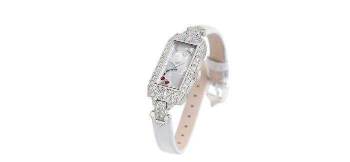 当珠宝遇见腕表