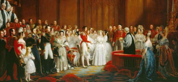维多利亚与阿尔伯特博物馆背后的爱情故事