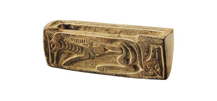 木雕盒带你见证2500年前的工艺