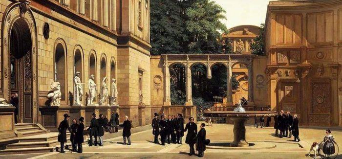 窥探美术学院在社会与历史视野中的作用