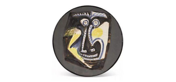 毕加索和他的陶器