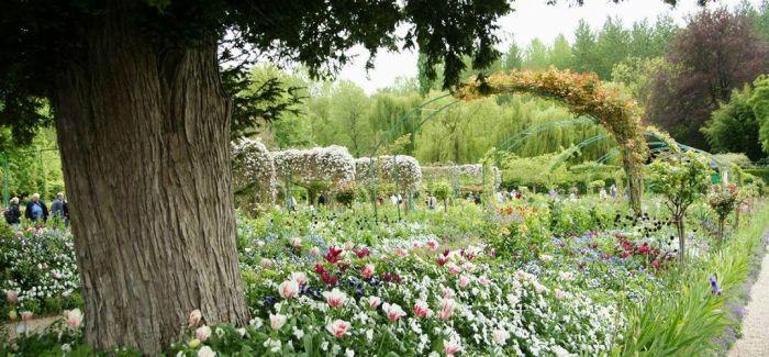 艺术史中那些让人魂牵梦绕的花园