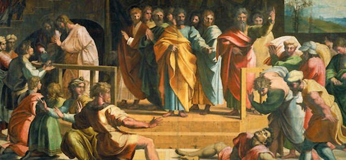 十幅拉斐尔壁毯画作品重返西斯廷教堂展出