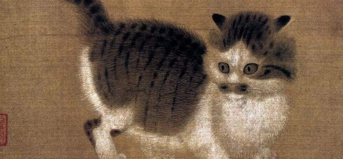 书画中关于中国家猫的探讨