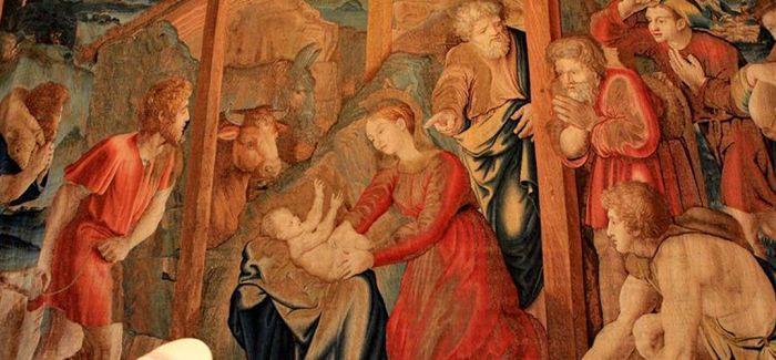 12幅拉斐尔挂毯重回西斯廷教堂