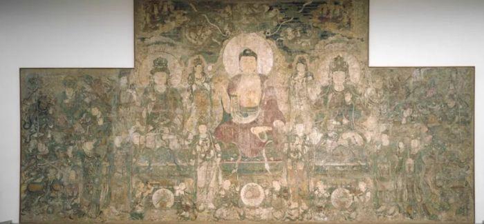 纽约大都会博物馆中的中国文物