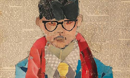 「大卫·霍克尼 绘画源自生活」